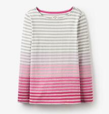 Joules Crew Neck Striped Tops & Shirts for Women