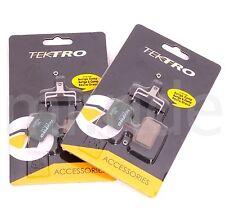 NIB 2Pair Tektro Bike E10.11 Disc Brake Pads fit Shimano Deore, Nexave,M575,M515