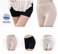 Safety Shorts Women Lady Fashion Pants Leggings Seamless Basic Plain Underwear