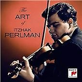 THE ART OF ITZHAK PERLMAN [SONY CLASSICAL] - NEW CD