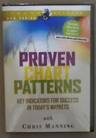 Factory Sealed DVD - Chris Manning  Proven Chart Patterns Winning Trading Secret