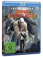 Rampage: Big Meets Bigger (2018)[Blu-ray/NEU/OVP] Dwayne Johnson, Naomie Harris,
