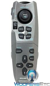 KENWOOD KNA-RC300 WIRELESS REMOTE FOR SELECT KENWOOD MULTIMEDIA TV RECEIVERS NEW