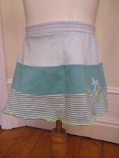 Oilily DESIGNER Baby Girl Green Turquoise Jersey Skirt Age 12 18 Mth 80cm