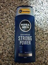 Nivea Men Shampoo Strong Power Sea Minerals Strengthening 250ml