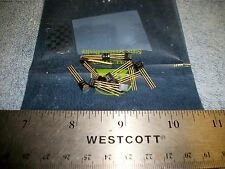 LOT OF 2N5653 TRANSIENT SUPPRESSORS TRANSISTORS A