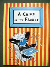 A Chimp in the Family by Charlotte Becker (1972, Paperback) 10th Print