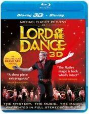 Michael Flatley Returns as Lord of The Dance 5060192811216 Blu Ray Region B