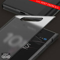 GENUINE ORIGINAL SONY SCTG50 Style Cover Touch Case for Xperia XZ1 G8341 G8343