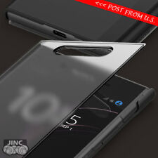 GENUINE ORIGINAL SONY SCTG50 Style Cover Touch Case for Xperia XZ1 Dual G8342