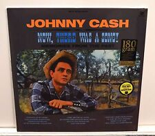 JOHNNY CASH Now, There Was A Song! 180-gram VINYL LP Sealed Two Bonus Tracks