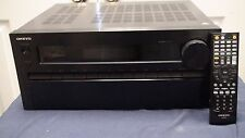 ONKYO AV RECEIVER MODEL TX-NR838 REMOTE RC-882M BUNDLE
