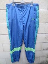 Pantalon ADIDAS VINTAGE années 90 parachute nylon pant oldschool XL 186 D 7