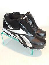 Reebok102507990 Mpb Football Baseball Lacrosse Shoes Black Mens 11.5M
