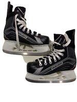Bauer Vapor X200 Youth Kids Junior Hockey Ice Skates Size 4, Shoe Size 5.0