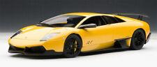 Autoart Lamborghini Murcielago LP670-4 SV Yellow 1:18*Brand New*VERY RARE FIND!!