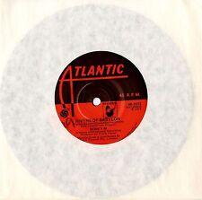 "BONEY M - RIVERS OF BABYLON - Atlantic 7"" Vinyl Single 45rpm Record 1978 NM"
