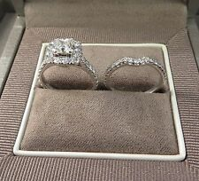 2.52 CTW NEIL LANE ENGAGEMENT RING SET GIA/IGI UPGRADED! KAY GUARANTEE, (11500.+