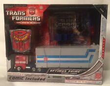 Transformers Universe G1 Optimus Prime 25th Anniversary Reissue NEW & SEALED