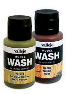 Vallejo Wash - Wählen Sie selbst aus - 35 ml - 100 ml / 14,14 €