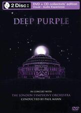Deep Purple In Concert - With The London Symphony Orchestra DVD&CD NEU OVP