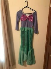California Costume Mermaid Kids Size 8-10
