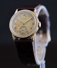 Very Rare Vintage Longines Watch 10K Gold Filled Mid-Size 10L Movement Serviced