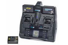 Carson C500085 Reflex Stick 3.1 2.4Ghz 4Ch LCD Radio (2 Stick/2 Toggle/Receiver)
