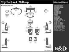 TOYOTA RAV 4 2006 2007 2008 2009 2010 2011 DASH TRIM a
