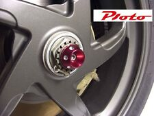 DUCATI 748 748R 916 996 996R 998 998R REAR WHEEL - RED