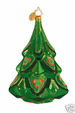 Radko 1014703 Emerald Evergreen - Tree - Retired Ornament