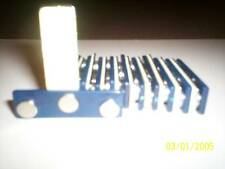 10 VERY STRONG Magnets for name badges, pins, tags etc