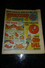 Whizzer & Chips Comic - Date 06/10/1979 - UK Paper Comic