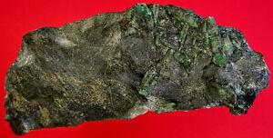 Smaragd aus dem Habachtal in Österreich