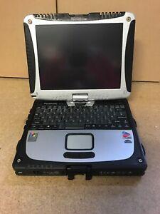 9 Pin Serial Port, Panasonic Toughbook CF-18 Touchscreen Laptop, 3 Yrs Warranty