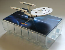 2009 Hot Wheels SDCC Star Trek Enterprise with Docking Bay