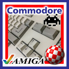 COMMODORE AMIGA 500, A500 Plus, A2000, A3000, A4000 MECHANICAL KEYBOARD KEY CAPS
