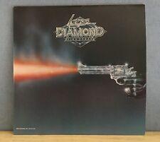 LEGS DIAMOND Firepower - 1978 USA Vinyl LP + INNER EXCELLENT CONDITION