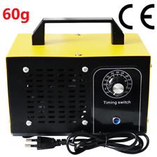 Generatore di ozono 60g/h ozonizzatore sanificatore aria purificatore ambienti