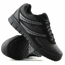 Mens Casual Lace Up Non Slip Memory Foam Walking Hiking Work Trainers Shoes Size