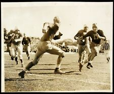 SCARCE!  1938-42 Cecil Isbell, Green Bay Packers, Original Action Photo, 8 x 10