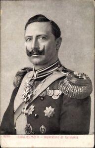 Ak Kaiser Wilhelm II., Portrait - 2962148