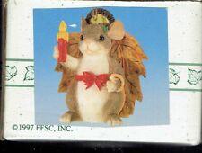 "Fitz & Floyd Charming Tails ""Maxine's Angel"" Ornament - Mib"