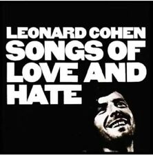 LEONARD COHEN Songs Of Love And Hate CD BRAND NEW