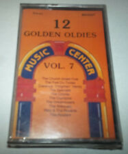 12 Golden Oldies Volume 7 Cassette