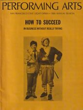 How To Succeed In Business Without Really Trying  San Francisco Curran Theatre