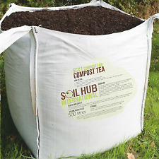 500LCompost for Compost Tea-Microbial Active Fungi Bacteria Microorganisms Soil