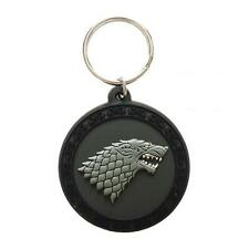 Game Of Thrones Keyring Key Chain Stark