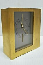 Vintage Jaeger-LeCoultre Electric LIC - ATO Clock Model#5150 (FC15-3-G184)