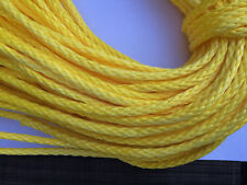 """138' of 1/4"""" Dyneema SK-78 Wire Replacement Rope Light 8-Strand Winch Line"""